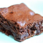 Vi älskar brownies!