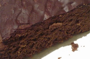 Kladdkaka med choklad